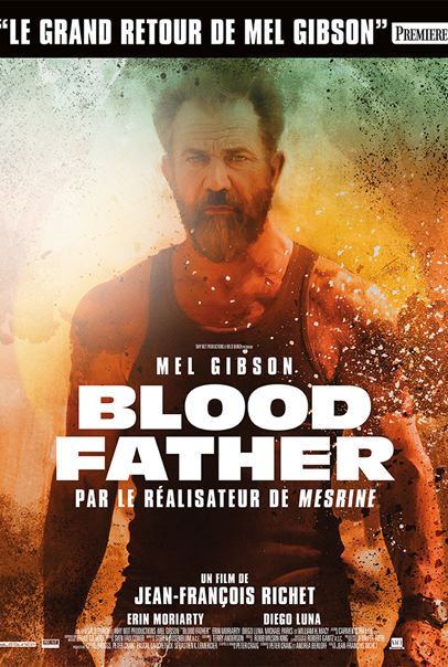 Blood Father [HDRip] TrueFrench