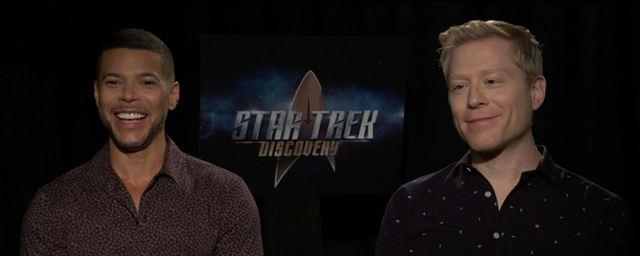 """Star Trek Discovery: """"Il a fallu attendre 50 ans pour montrer un couple LGBT dans Star Trek"""" [INTERVIEW]"""