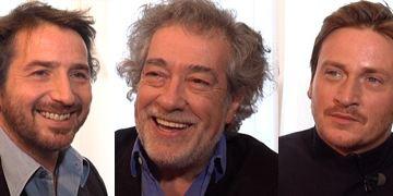 """""""Mon pote"""" : les acteurs et le réalisateur au micro !"""