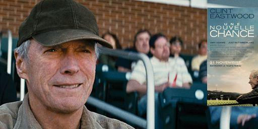 """Clint Eastwood a-t-il volé le scénario d'""""Une nouvelle chance"""" ?"""