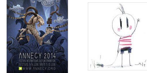 Animation : le Brésil triomphe à Annecy avec Le Garçon et le monde