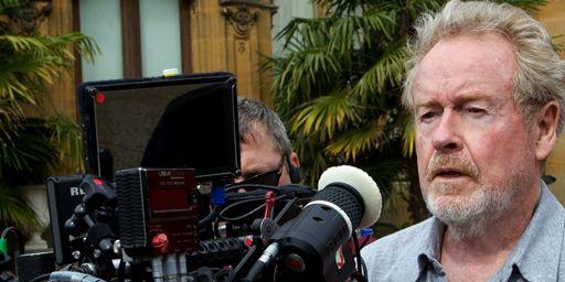 Galyntine : la série de SF de Ridley Scott abandonnée par AMC