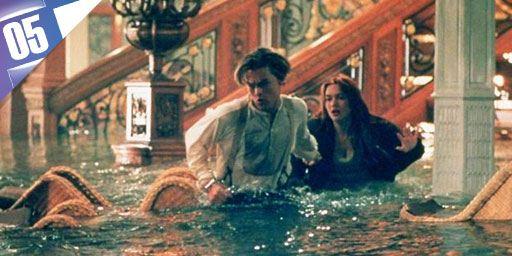 Le Top 5 des fuites d'eau au cinéma