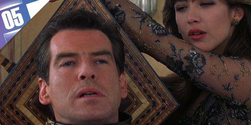 Le Top 5 des scènes de torture dans les James Bond