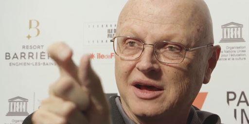 """""""Star Wars"""", """"Jurassic Park"""" : rencontre avec la légende des effets spéciaux Dennis Muren..."""