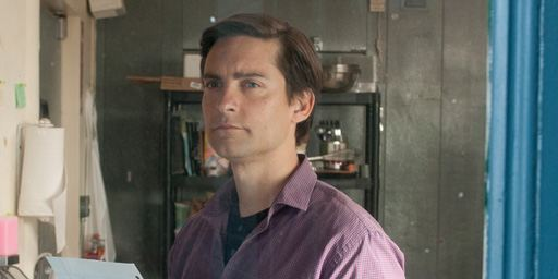 Spider-Man : Tobey Maguire a un message pour Tom Holland