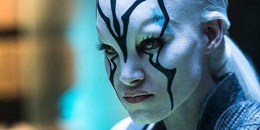 Qui est Sofia Boutella alias Jaylah, guerrière rebelle dans Star Trek Sans Limites ?