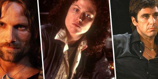 Ripley, Aragorn, le T-800...10 grands rôles...écrits pour quelqu'un d'autre !
