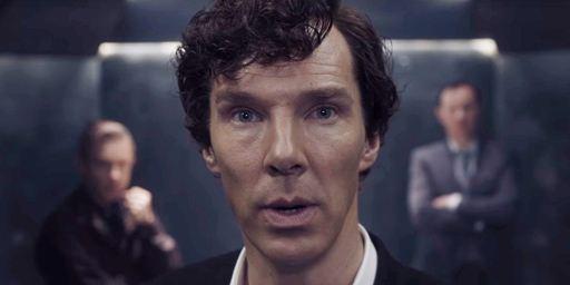 Sherlock : la série vient-elle de s'achever avec le final de la saison 4 ? [SPOILERS]