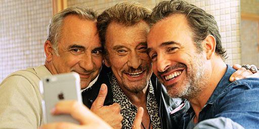 Sorties cinéma : Johnny et Jean Dujardin en tête des premières séances