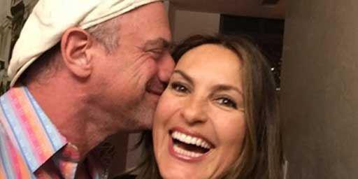 New York Unité Spéciale : Les deux stars partagent des photos de leurs retrouvailles