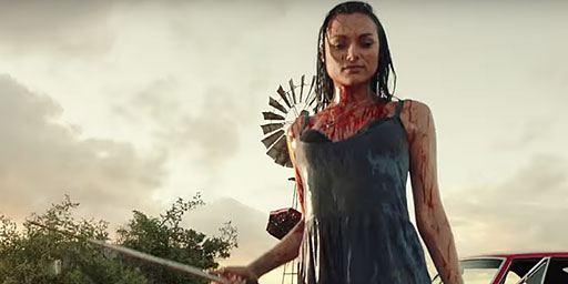 Blood Drive : une bande-annonce grindhouse pour la nouvelle série de Syfy