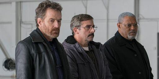 Bryan Cranston, Steve Carell et Laurence Fishburne chez Richard Linklater