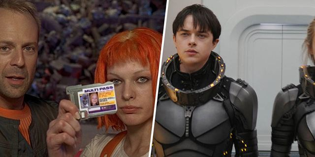 1997-2017 : les 50 films de science-fiction incontournables des vingt dernières années, du Cinquième Elément à Valérian