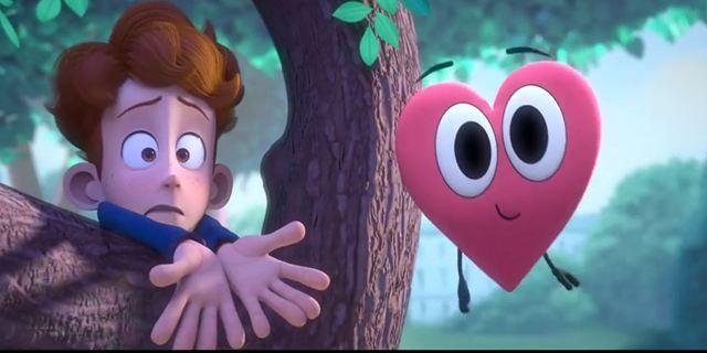 In A Heartbeat, le coup de coeur de la toile pour ce court métrage d'animation