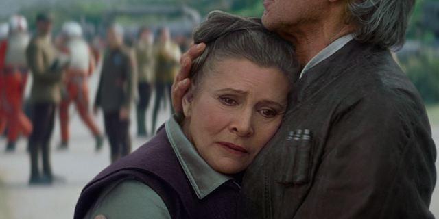 Star Wars 8 : des détails sur les personnages de Carrie Fisher, Benicio Del Toro et Laura Dern
