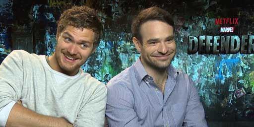 Marvel's The Defenders : Qui gagnerait entre Iron Fist et Daredevil ?