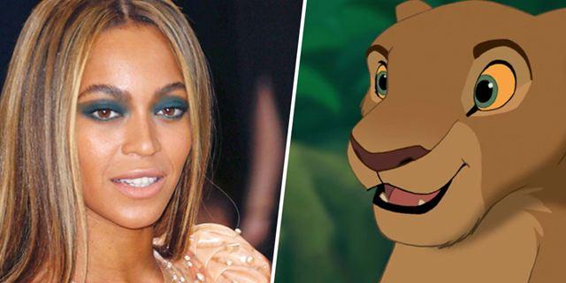 Beyoncé dans Le Roi Lion, Will Smith dans Aladdin... 38 stars transformées en personnages Disney au cinéma