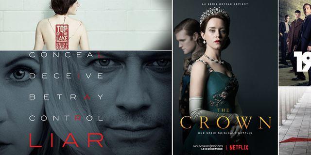 Liar, Top of the Lake, The Crown... Les rendez-vous séries du 4 au 10 décembre
