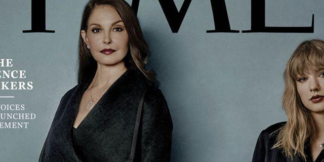 """Harcèlement : Ashley Judd et celles qui ont """"brisé le silence"""" mises à l'honneur par le Time"""