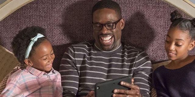 This Is Us : rencontre avec Sterling K. Brown sur le tournage de la saison 2