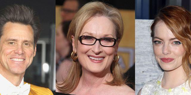 Meryl Streep, Emma Stone, Jim Carrey... Ces stars de ciné que vous verrez dans des séries en 2018