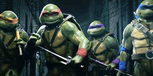 Cowabunga ! Les tortues ninja s'invitent dans le jeu Injustice 2 avec une bande-annonce