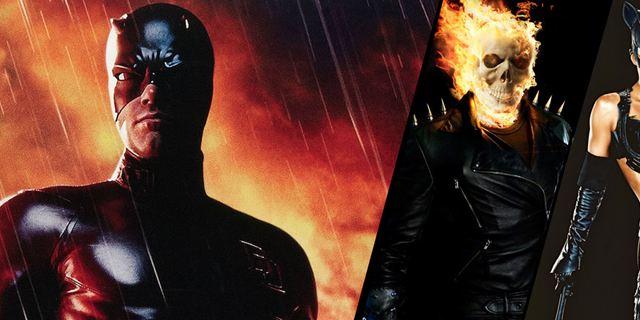 Daredevil, Ghost Rider, Catwoman… : 10 héros qui ont essayé d'être super au cinéma