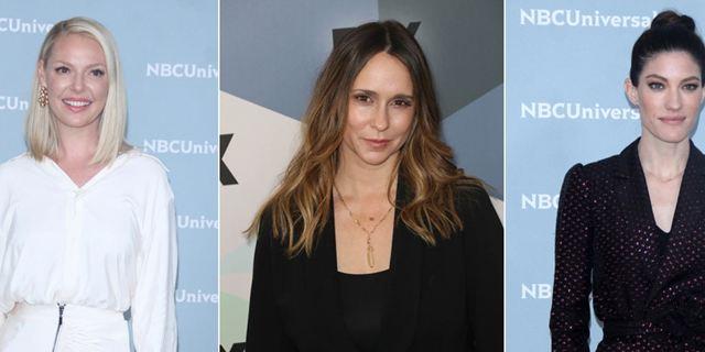 Jennifer Love Hewitt, Katherine Heigl... Les stars fêtent les nouvelles séries de la rentrée US