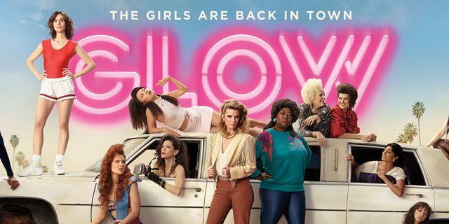 GLOW : la bande-annonce colorée de la saison 2 est là !
