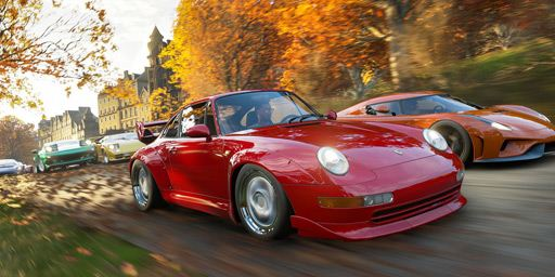 Forza Horizon 4 : Faster, Better, Stronger !