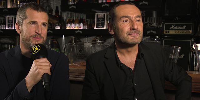 Porno ou pas porno ? Guillaume Canet et Gilles Lellouche jouent à notre quiz sur les titres de films