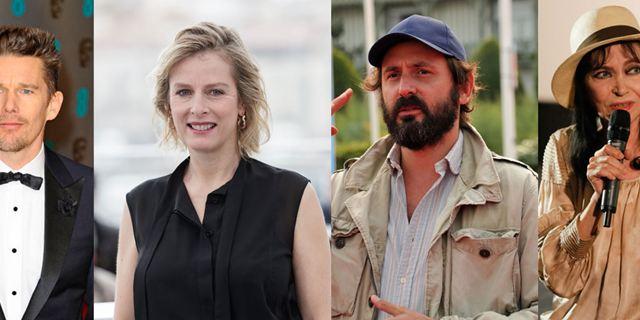 Ethan Hawke, Karin Viard, Quentin Dupieux, Anna Karina attendus au Festival de La-Roche-sur-Yon 2018