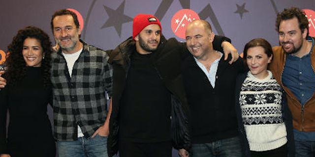 Alpe d'Huez 2019 - Jour 1 : Gilles Lellouche et Malik Bentalha lancent la compétition avec Jusqu'ici tout va bien