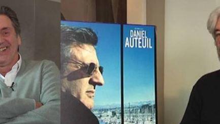 """""""La Mer à boire"""" : Jacques Maillot et Daniel Auteuil au micro ! [SORTIE DVD]"""
