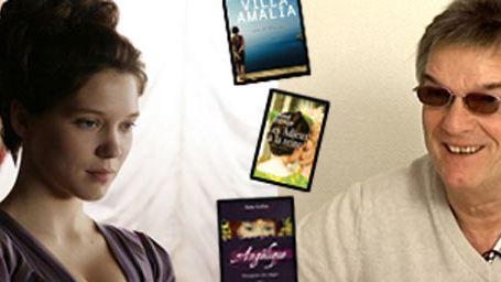 Benoit Jacquot : des films, des filles et des livres ! [VIDEO]