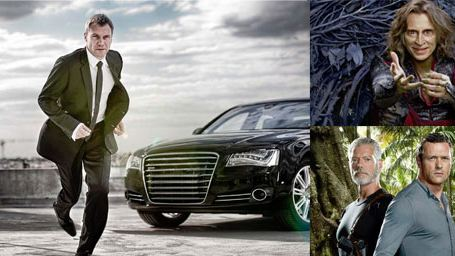 """La rentrée 2012/2013 de M6 : """"Le transporteur"""", """"Once Upon a Time""""..."""