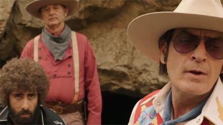 Charlie Sheen chez Roman Coppola : la bande-annonce ! [VIDEO]