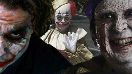Ces clowns qui font (très) peur !