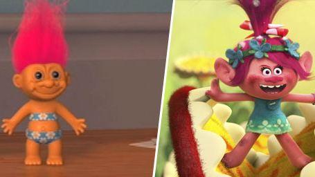 """Du coffre à jouets aux écrans de ciné : 5 choses à savoir sur """"Les Trolls""""..."""