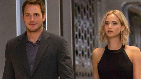 Sorties cinéma : Chris Pratt et Jennifer Lawrence en apesanteur