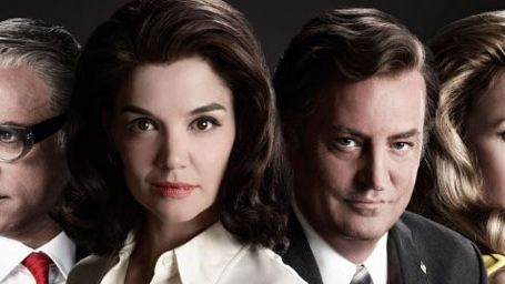 Matthew Perry face à Katie Holmes dans The Kennedys After Camelot