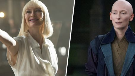 Okja, Doctor Strange... : 15 looks improbables de Tilda Swinton au cinéma