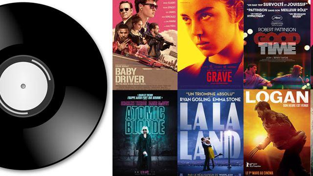Best-of 2017 : écoutez la playlist des 100 chansons de l'année ciné-séries !