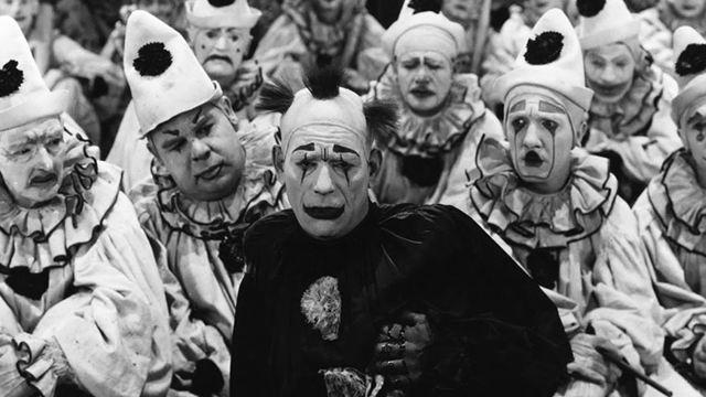 Le cirque au cinéma, de Larmes de clown à Balada Triste