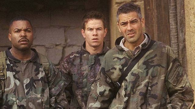 Les Rois du désert sur Action : quand David O. Russell et George Clooney en viennent aux mains...