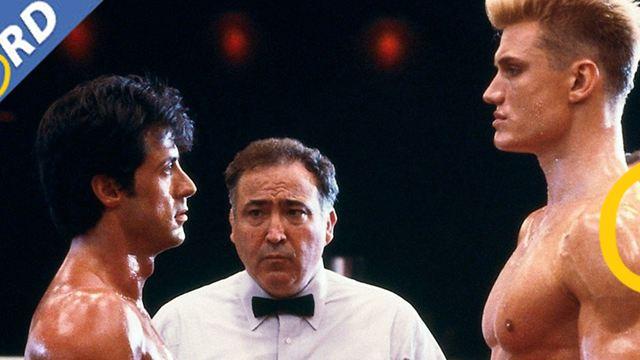 Faux Raccord : les gaffes et erreurs de Rocky IV