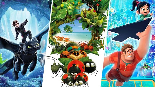 Dragons 3, Minuscule 2, Ralph 2.0... Quels films voir avec les enfants pendant les vacances ?