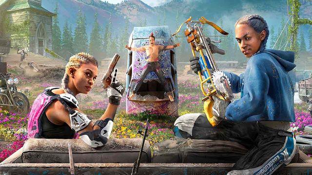 Far Cry New Dawn : Xavier Gens signe le Trailer live du jeu d'Ubisoft