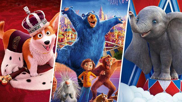 Dumbo, Le Parc des Merveilles, Royal Corgi... Quels films voir avec les enfants pendant les vacances ?